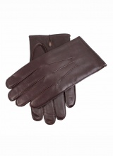 Gloves Dents Palm Vent 3 Points Brown