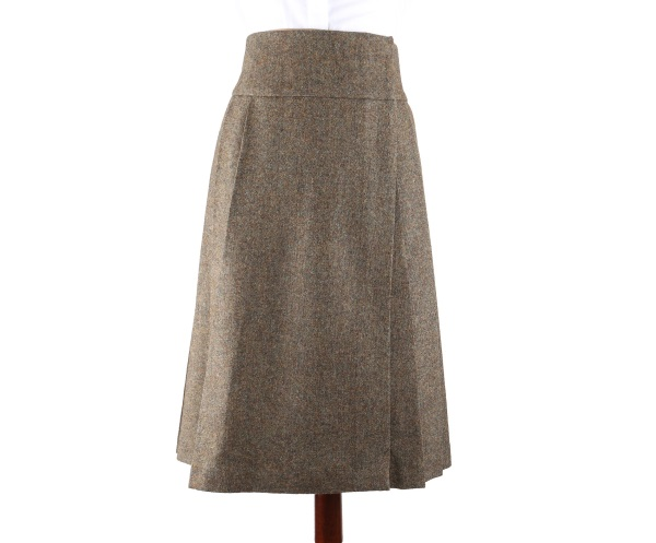 Women's Tweed Skirts Deborah Moss