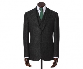 Jackets & Blazers Edward Charcoal Donegal