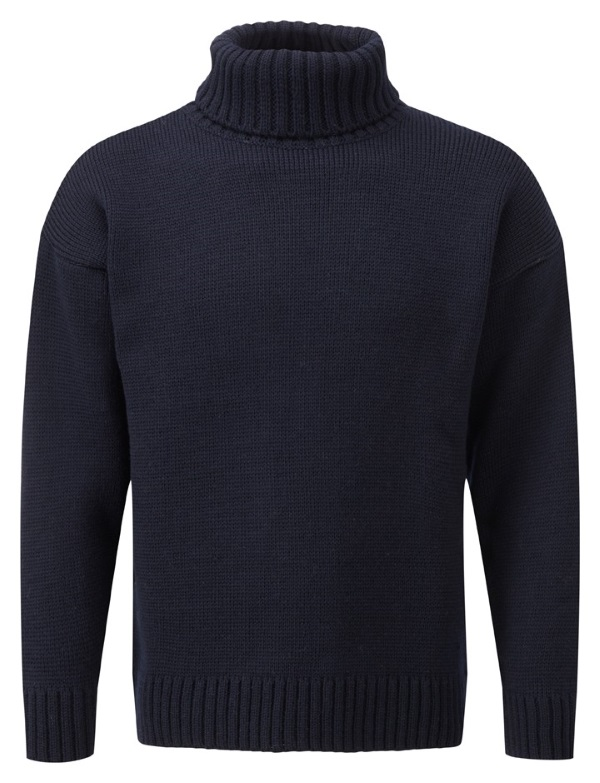 Knitwear Submariners Navy