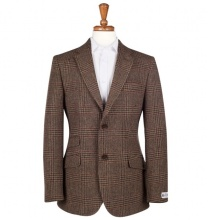 Jackets & Blazers Patrick Brown Red