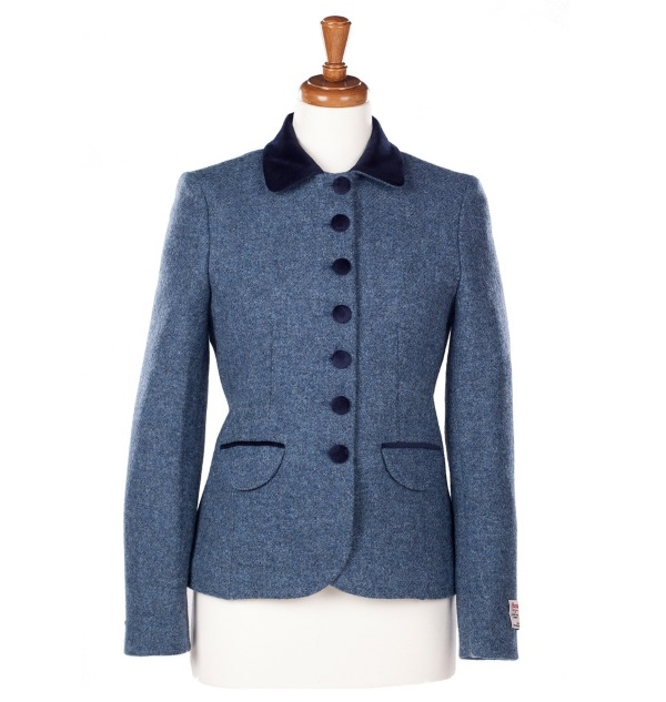 Women's Tweed Jackets Amy Blue