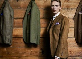 How to wear tweed jacket: rules of decorum