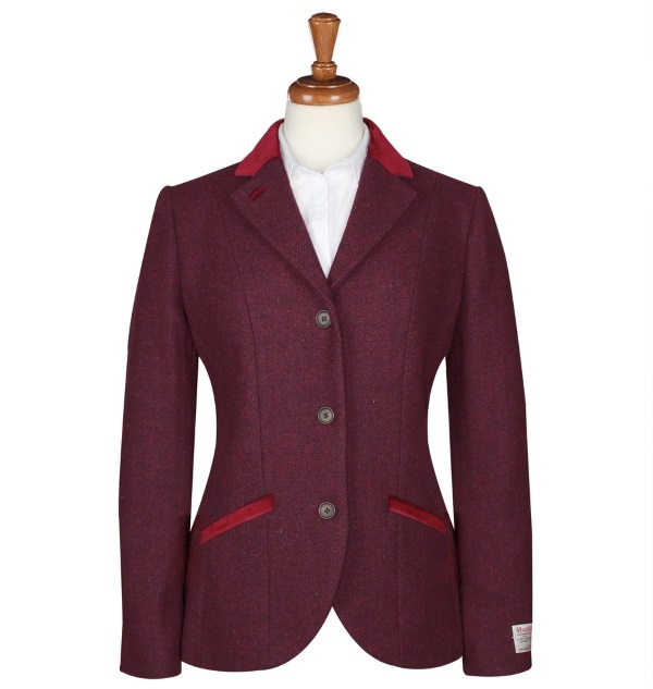 Jackets Louise Burgundy