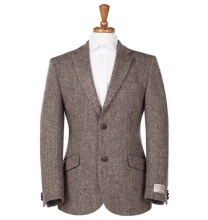 Men's Tweed Jackets & Blazers Patrick Beige