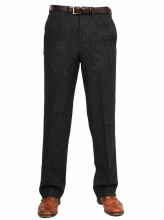 Trousers Edward Charcoal