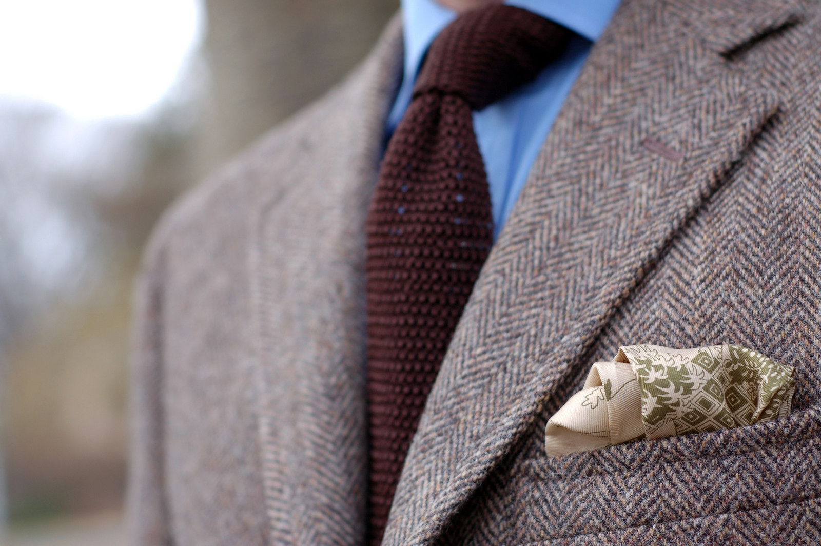 Harris Tweed — history, quality, functionality