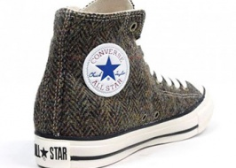 Converse x Harris Tweed