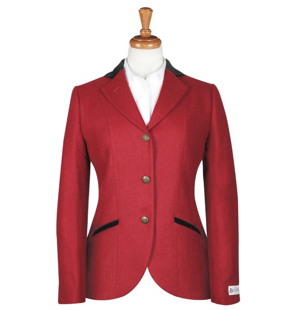 Jackets Louise Red