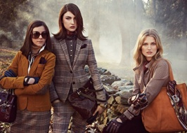 Tweed in modern fashion collections