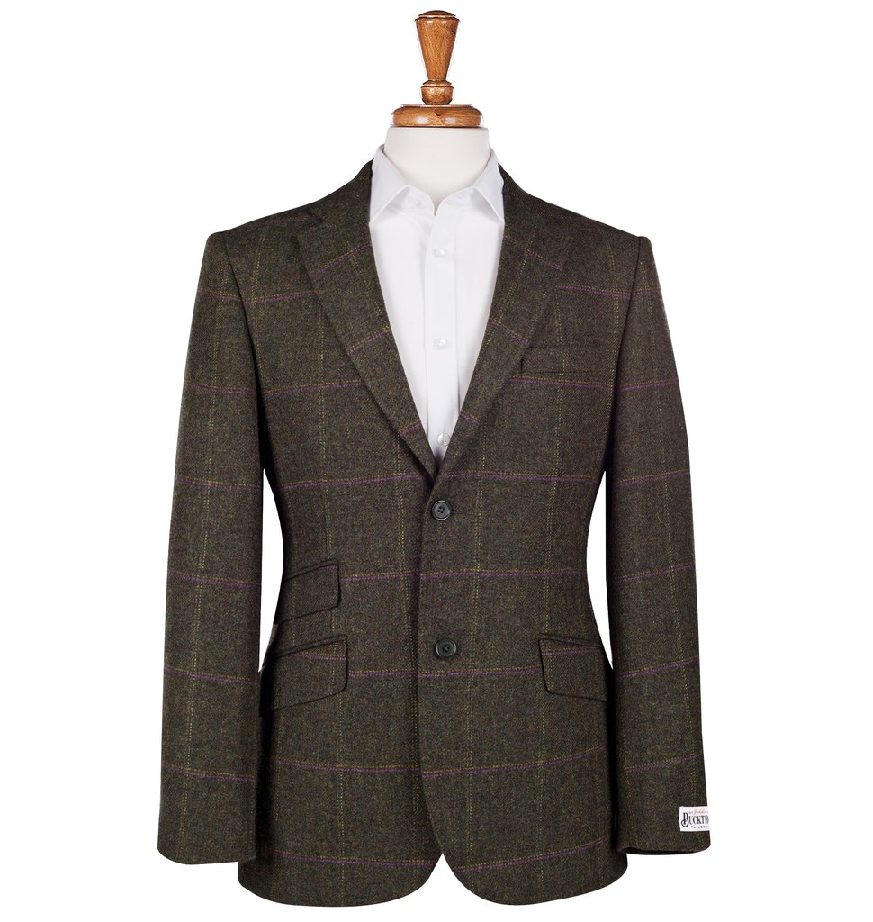 Men's Tweed Suits Patrick Green