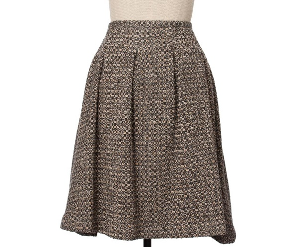 Women's Tweed Skirts Georgia Brown Barleycorn