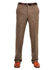 Trousers Edward Tobacco