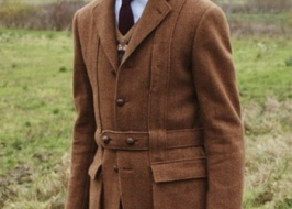 The Norfolk jacket