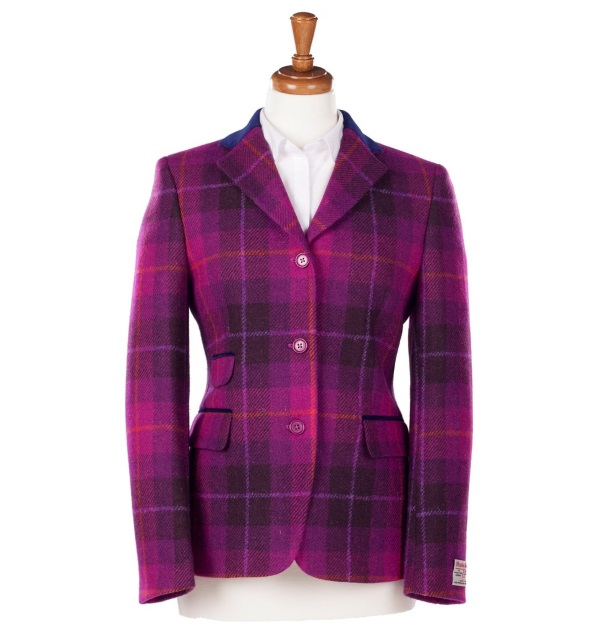 Women's Tweed Jackets Sarah Cerise