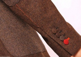 Tweed products from Holland Esquire