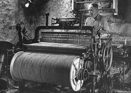 Tweed industry: decline and rebirth