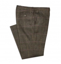 SALE Yorkshire Tweed Green