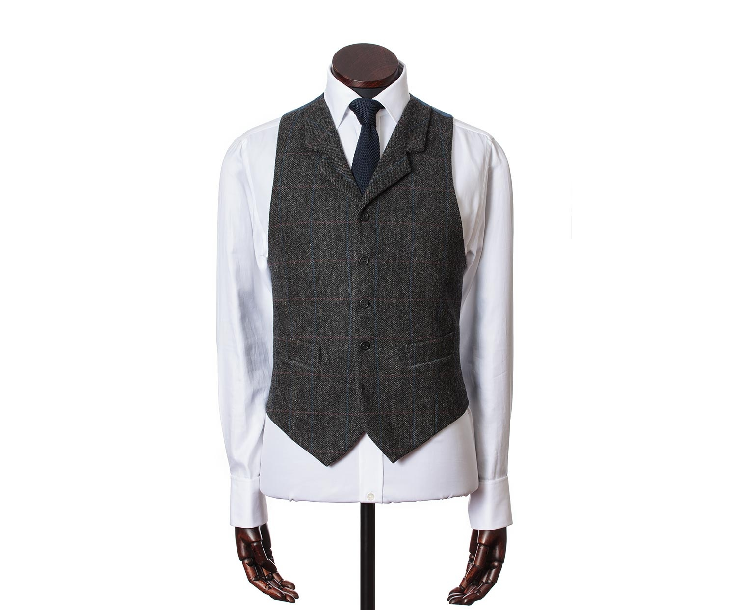 Waistcoats William Charcoal
