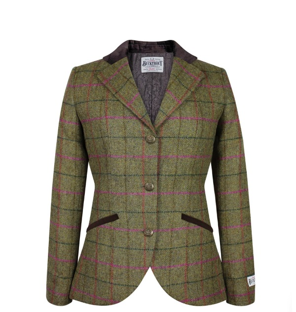 Jackets Louise Pink Check