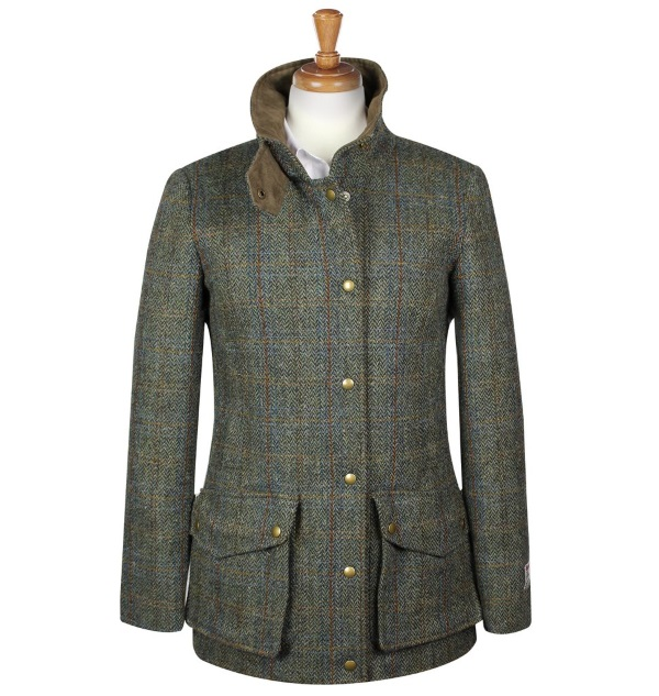 Women's Tweed Overcoats Joanna Green