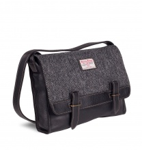 Bags Messenger Bag Charcoal