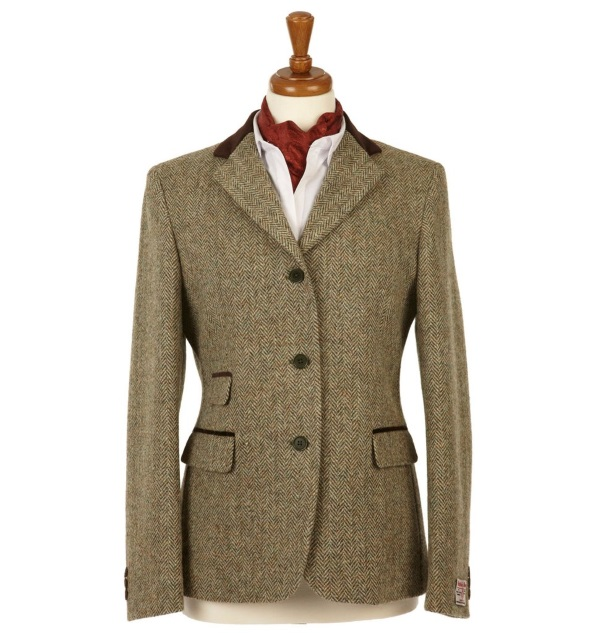 Women's Tweed Jackets Sarah Lovat