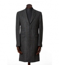 Overcoats Nathan Charcoal