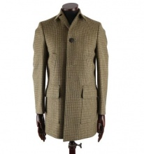 Overcoats Joe Moss Puppytooth