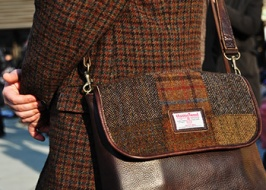 English elegance: bags to tweed suits