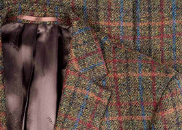 How to not wear tweed