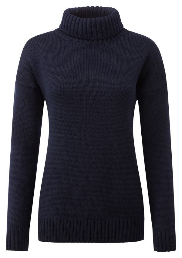 Women's Knitwear Submariners Navy
