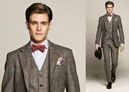 Tweed suit: to buy or to sew?