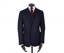 Jackets & Blazers Edward Navy Red