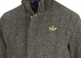 Harris Tweed for Adidas Originals