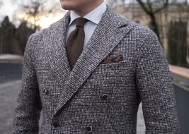 Tweed: trend of winter season