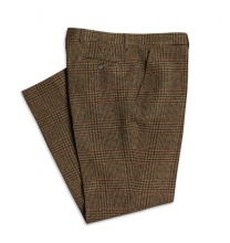 SALE Yorkshire Tweed Brown Red