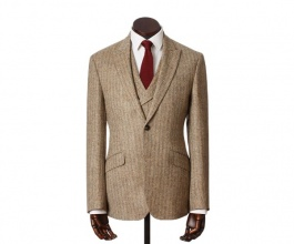 Men's Tweed Jackets & Blazers Francis Tan