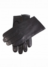 Gloves Dents Palm Vent 3 Points Black