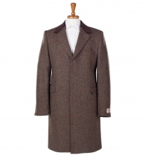 Overcoats Chelsea Brown