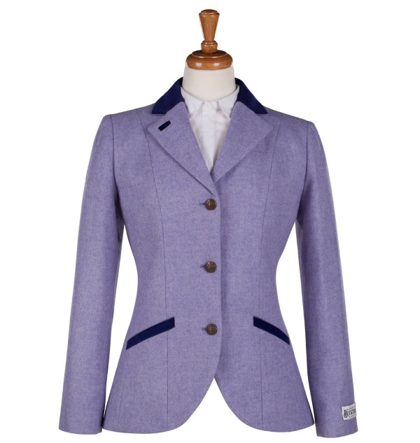 Women's Tweed Jackets Lousie Lilac